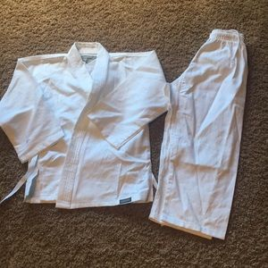 century Other - Karate outfit and belt